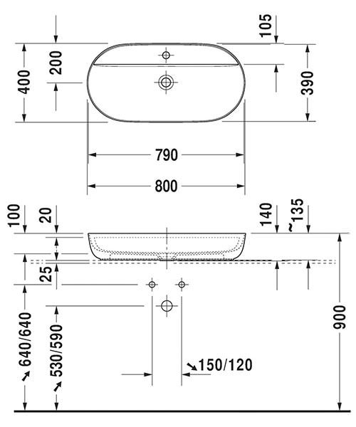 Technical drawing 50859 / 0380800000