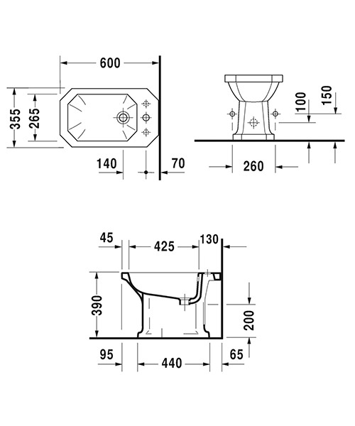 Technical drawing 4396 / 0267100000