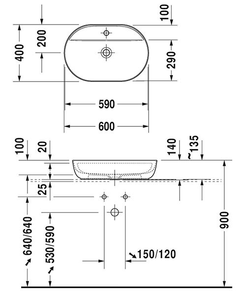 Technical drawing 50860 / 0380600000
