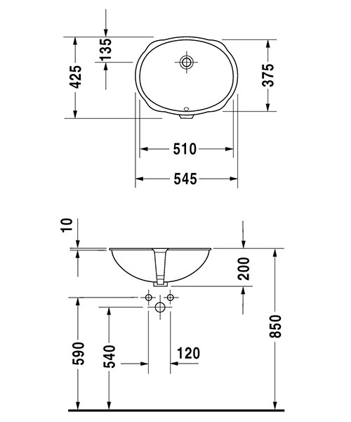 Technical drawing 27283 / 0466510000