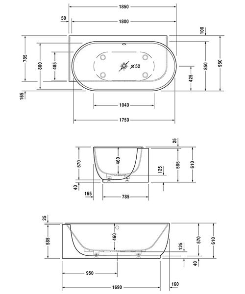 Technical drawing 50862 / 700431000000000