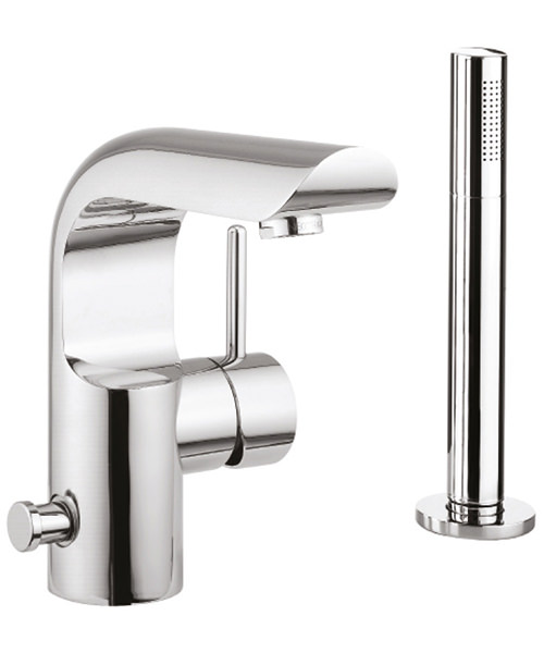 Crosswater Elite Bath Shower Mixer Tap With Kit