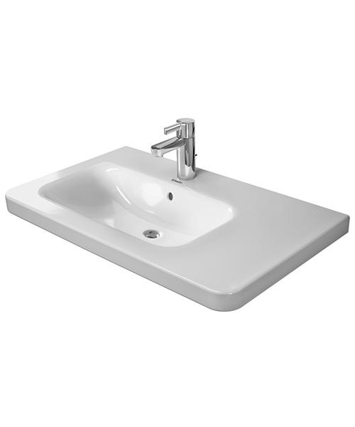 Duravit DuraStyle 800 x 480mm Asymmetric Left Bowl Furniture Basin