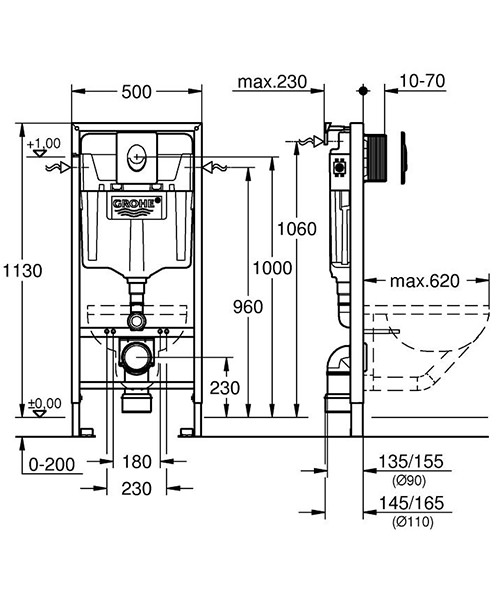 Technical drawing 28327 / 38721001