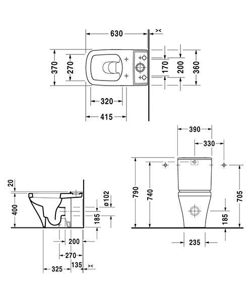 Technical drawing 37572 / 2162090000