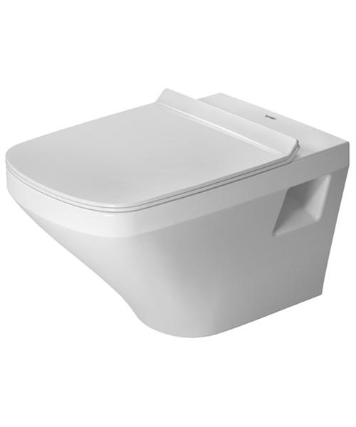 Duravit DuraStyle 370 x 540mm Wall Mounted Washdown Rimless Toilet