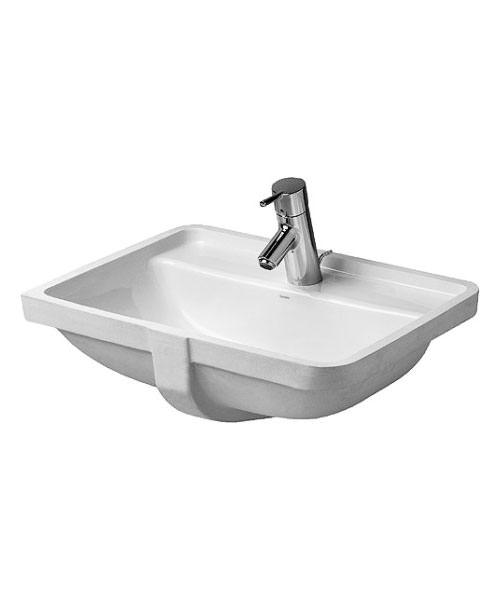 Duravit Starck 3 490 x 365mm Vanity Basin