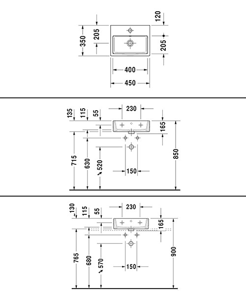 Technical drawing 32636 / 0724450060