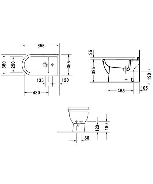 Technical drawing 6870 / 2234100000