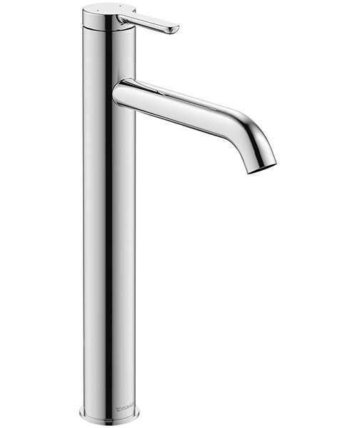 Additional image of Duravit C.1 Single Lever Basin Mixer Tap