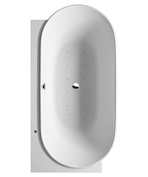 Duravit Luv 1850 x 950mm Corner Left Bath With Air System