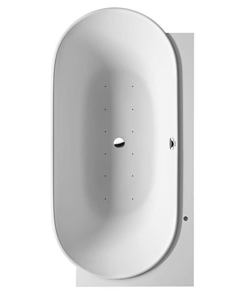 Duravit Luv 1850 x 950mm Corner Right Bath With Air System