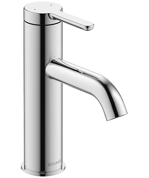 Alternate image of Duravit C.1 Single Lever Basin Mixer Tap