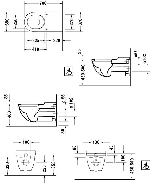 Technical drawing 6861 / 2203090000