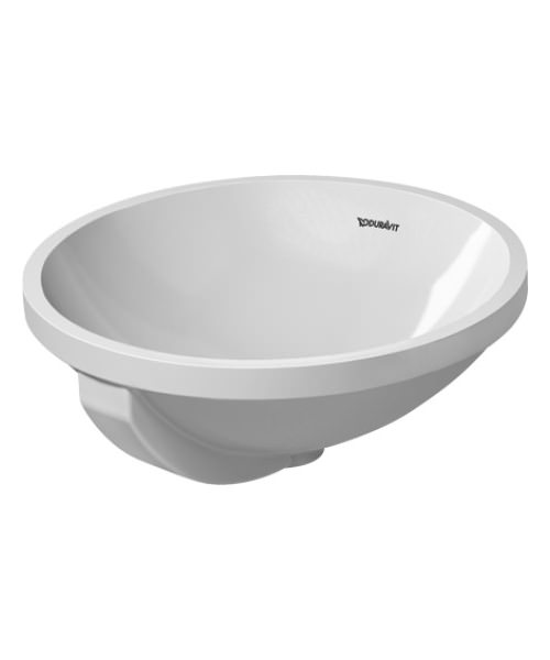 Duravit Architec 400mm Undercounter Special Ground Vanity Basin