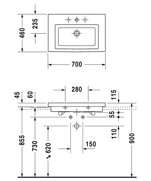 Technical drawing 4409 / 0491700027