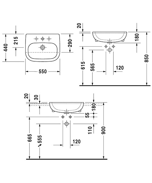 Technical drawing 12182 / 0339550000