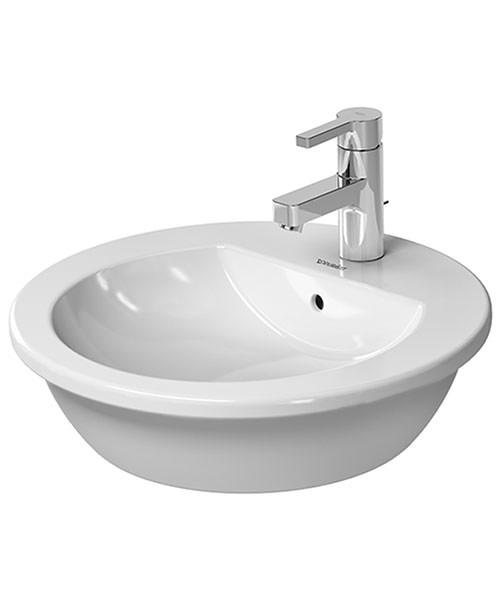 Duravit Darling New 470mm Above Counter Ground Basin