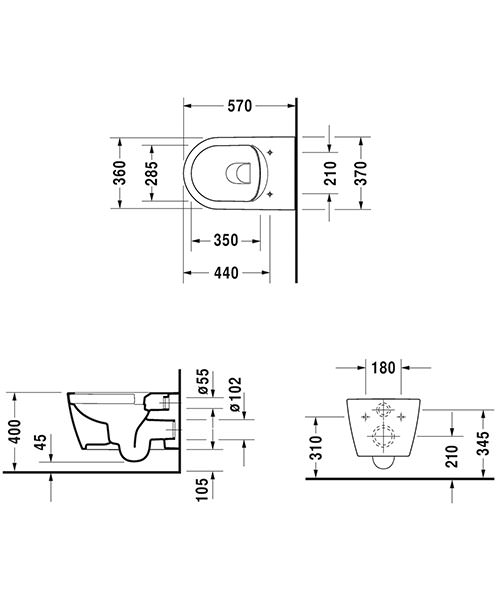 Technical drawing 44805 / 2529090000