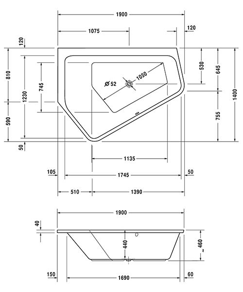 Technical drawing 50481 / 760390000AS0000
