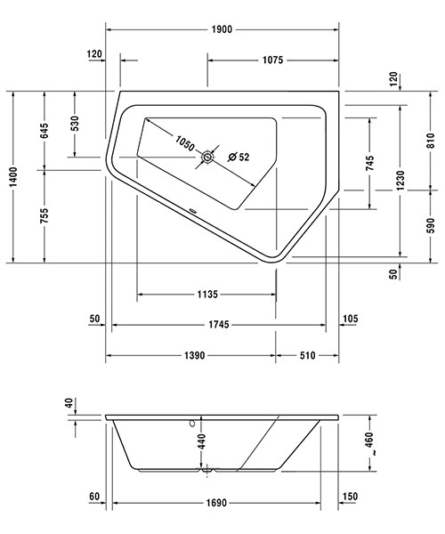 Technical drawing 41360 / 700393000000000