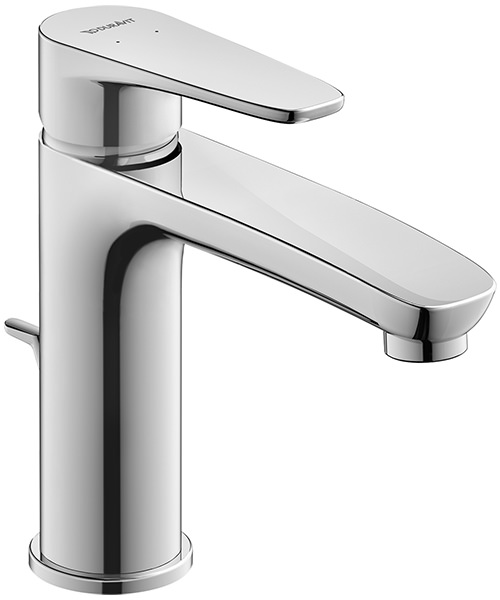 Duravit B.1 Single Lever 169.5mm High Basin Mixer Tap With Pop-Up Waste