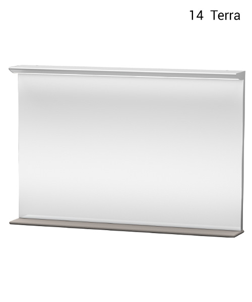 Duravit Darling New 1200mm Mirror With Lighting - Terra