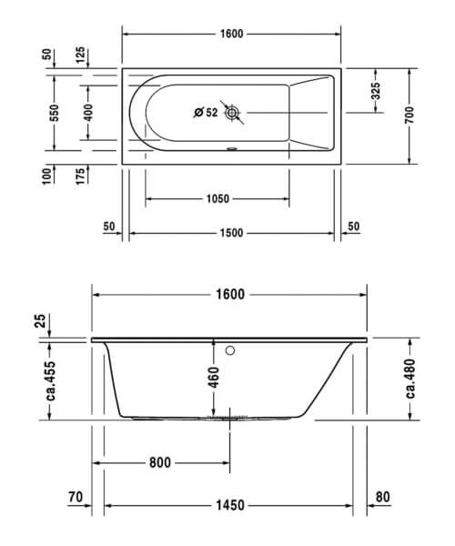 Technical drawing 27298 / 700251000000000
