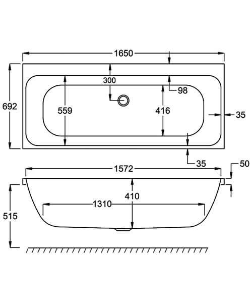 Technical drawing 47986 / Q4-02521