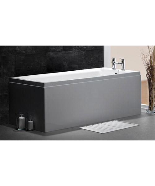Carron Quantum 1700 X 900mm Single Ended 5mm Acrylic Bath