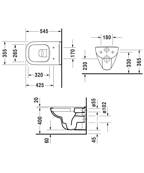 Technical drawing 52293 / 25700900002