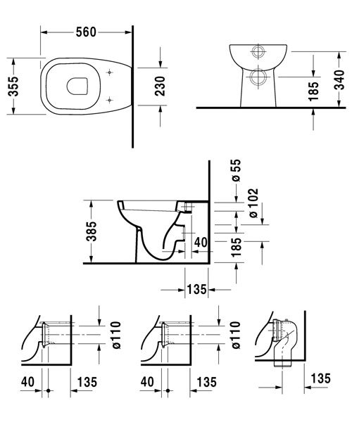 Technical drawing 12204 / 21150900002