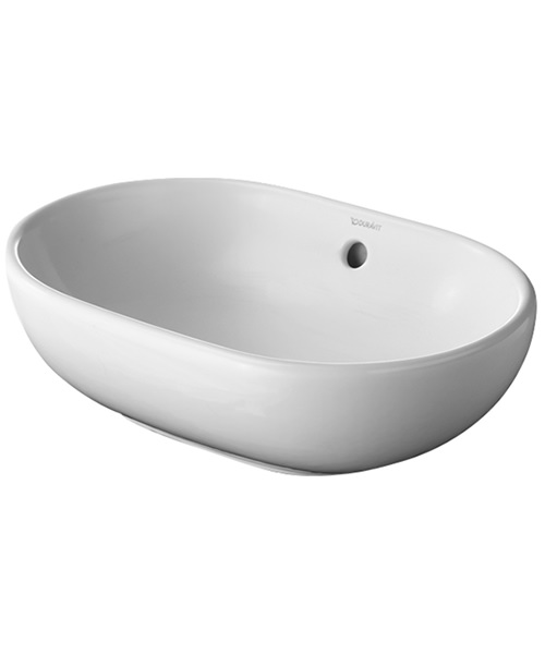 Duravit Bathroom Foster 495 x 350mm Countertop Wash Bowl