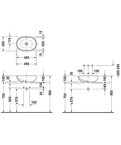 Technical drawing 12164 / 0335500000