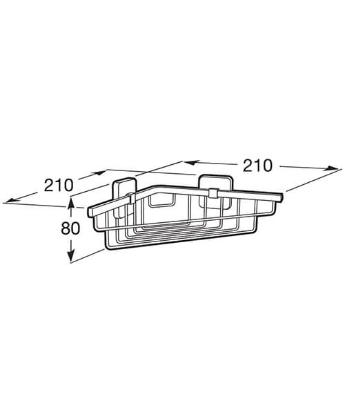 Technical drawing 58045 / 816685001