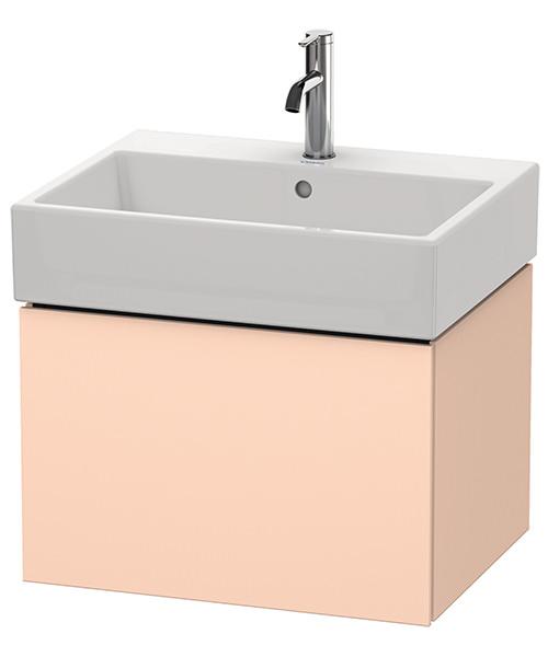 Alternate image of Duravit L-Cube 584mm Single Drawer Vanity Unit With Vero Air Basin