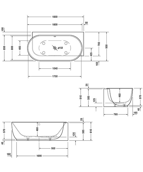 Technical drawing 50867 / 760432000AS0000