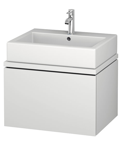 Duravit L-Cube 620mm 1 Drawer Vanity Unit For Console