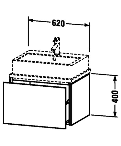 Technical drawing 54572 / LC681101818