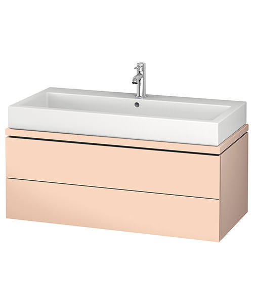 Alternate image of Duravit L-Cube 1020mm 2 Drawer Vanity Unit For Console
