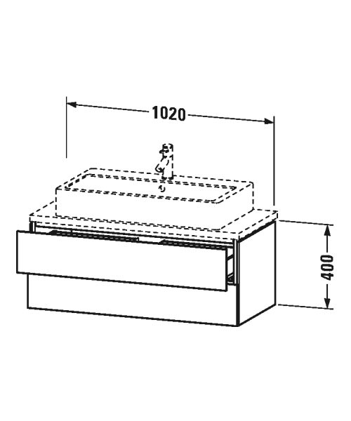 Technical drawing 54580 / LC682301818