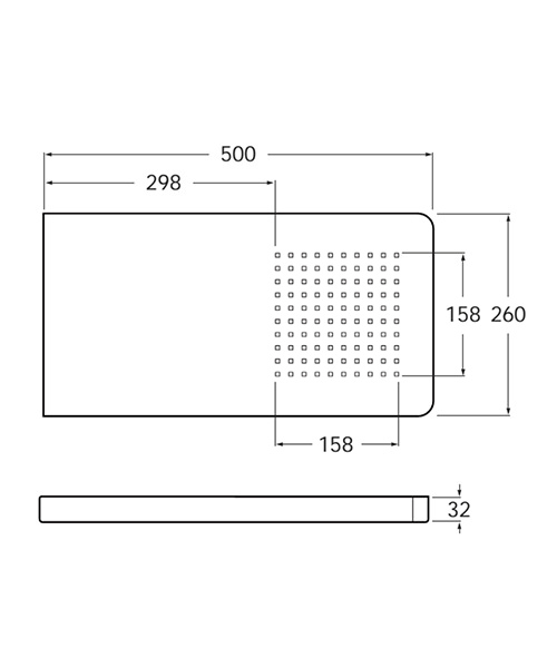 Technical drawing 52349 / 5A9878C00