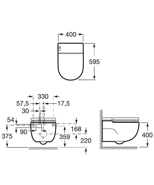Technical drawing 45989 / 893302000