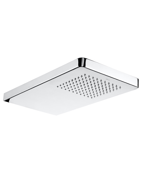 Roca Puzzle Wall Mounted Stainless Steel Shower Head With Rain Shower