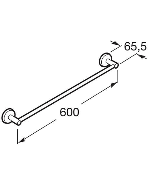 Technical drawing 58040 / 816710001