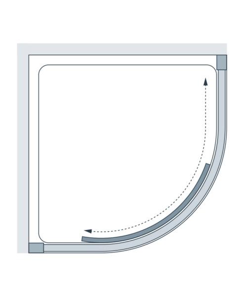 Technical drawing 52116 / SDV2R100S