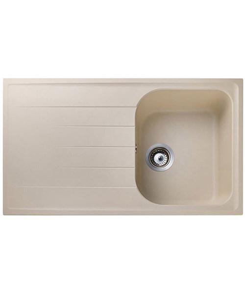 Additional image of Rangemaster Amethyst 1 Bowl Igneous Granite Sink