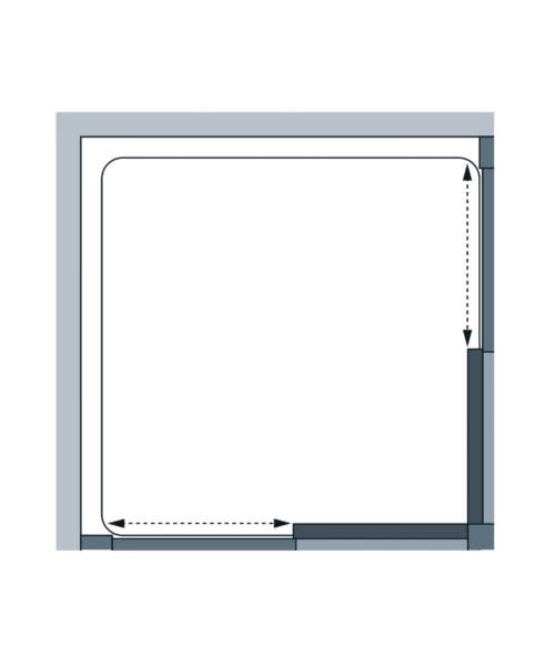 Technical drawing 52163 / 2 x 8HC100 05