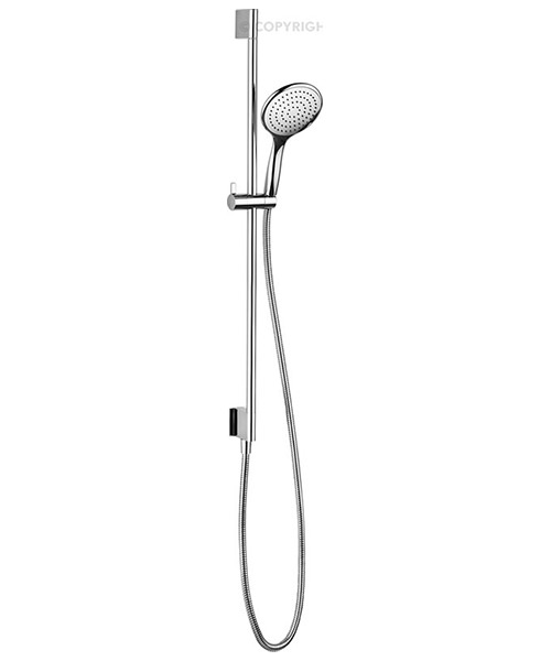 Crosswater Svelte Premium Shower Kit Package 1