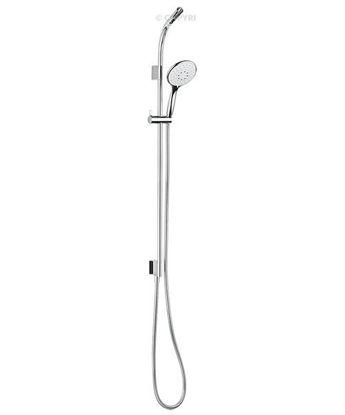 Crosswater Svelte Premium Shower Kit Package 4